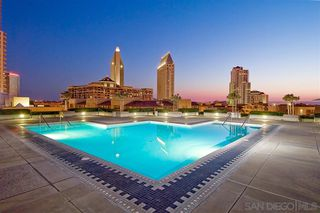 Photo 24: DOWNTOWN Condo for sale : 3 bedrooms : 700 Front St #2501 in San Diego