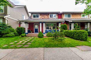 "Photo 1: 5933 MATSQUI Street in Chilliwack: Vedder S Watson-Promontory House 1/2 Duplex for sale in ""GARRISON CROSSING"" (Sardis)  : MLS®# R2461890"