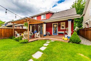 "Photo 26: 5933 MATSQUI Street in Chilliwack: Vedder S Watson-Promontory House 1/2 Duplex for sale in ""GARRISON CROSSING"" (Sardis)  : MLS®# R2461890"