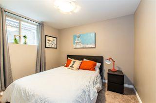 "Photo 19: 5933 MATSQUI Street in Chilliwack: Vedder S Watson-Promontory House 1/2 Duplex for sale in ""GARRISON CROSSING"" (Sardis)  : MLS®# R2461890"