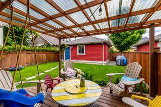 "Photo 30: 5933 MATSQUI Street in Chilliwack: Vedder S Watson-Promontory House 1/2 Duplex for sale in ""GARRISON CROSSING"" (Sardis)  : MLS®# R2461890"