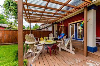 "Photo 29: 5933 MATSQUI Street in Chilliwack: Vedder S Watson-Promontory House 1/2 Duplex for sale in ""GARRISON CROSSING"" (Sardis)  : MLS®# R2461890"