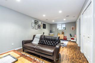 "Photo 17: 5933 MATSQUI Street in Chilliwack: Vedder S Watson-Promontory House 1/2 Duplex for sale in ""GARRISON CROSSING"" (Sardis)  : MLS®# R2461890"