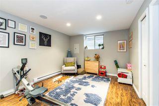 "Photo 18: 5933 MATSQUI Street in Chilliwack: Vedder S Watson-Promontory House 1/2 Duplex for sale in ""GARRISON CROSSING"" (Sardis)  : MLS®# R2461890"