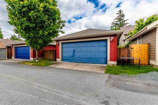 "Photo 32: 5933 MATSQUI Street in Chilliwack: Vedder S Watson-Promontory House 1/2 Duplex for sale in ""GARRISON CROSSING"" (Sardis)  : MLS®# R2461890"