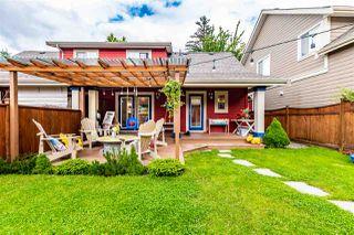 "Photo 27: 5933 MATSQUI Street in Chilliwack: Vedder S Watson-Promontory House 1/2 Duplex for sale in ""GARRISON CROSSING"" (Sardis)  : MLS®# R2461890"