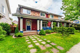 "Photo 2: 5933 MATSQUI Street in Chilliwack: Vedder S Watson-Promontory House 1/2 Duplex for sale in ""GARRISON CROSSING"" (Sardis)  : MLS®# R2461890"