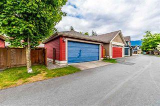"Photo 31: 5933 MATSQUI Street in Chilliwack: Vedder S Watson-Promontory House 1/2 Duplex for sale in ""GARRISON CROSSING"" (Sardis)  : MLS®# R2461890"