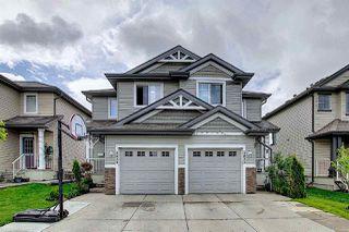 Main Photo: 2829 18A Avenue in Edmonton: Zone 30 House Half Duplex for sale : MLS®# E4204919