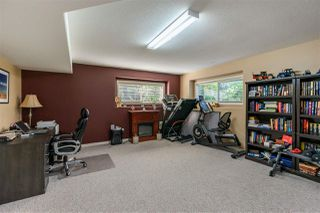 """Photo 30: 14 3555 BLUE JAY Street in Abbotsford: Abbotsford West Townhouse for sale in """"SLATER RIDGE"""" : MLS®# R2487008"""