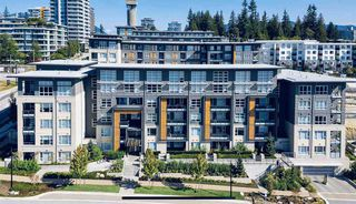 """Main Photo: 307 9877 UNIVERSITY Crescent in Burnaby: Simon Fraser Univer. Condo for sale in """"VERITAS BY POLYGON"""" (Burnaby North)  : MLS®# R2523344"""