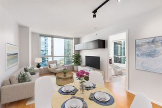"""Photo 2: 1102 1420 W GEORGIA Street in Vancouver: West End VW Condo for sale in """"The George"""" (Vancouver West)  : MLS®# R2528541"""