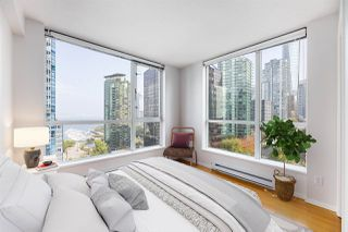 """Photo 9: 1102 1420 W GEORGIA Street in Vancouver: West End VW Condo for sale in """"The George"""" (Vancouver West)  : MLS®# R2528541"""