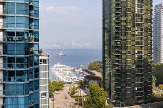 """Photo 4: 1102 1420 W GEORGIA Street in Vancouver: West End VW Condo for sale in """"The George"""" (Vancouver West)  : MLS®# R2528541"""