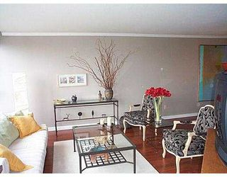 "Photo 3: 415 1707 W 7TH AV in Vancouver: Fairview VW Condo for sale in ""MERIDIAN COVE"" (Vancouver West)  : MLS®# V582715"