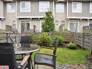 "Photo 10: 73 2729 158TH Street in Surrey: Grandview Surrey Townhouse for sale in ""KALEDEN"" (South Surrey White Rock)  : MLS®# F1204967"