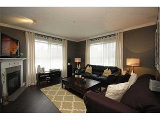 """Photo 2: 113 2478 SHAUGHNESSY Street in Port Coquitlam: Central Pt Coquitlam Condo for sale in """"SHAUGHNESSY EAST"""" : MLS®# V955594"""