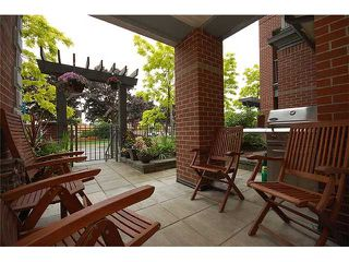 """Photo 10: 113 2478 SHAUGHNESSY Street in Port Coquitlam: Central Pt Coquitlam Condo for sale in """"SHAUGHNESSY EAST"""" : MLS®# V955594"""