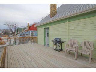 Photo 16: 536 Langside Street in WINNIPEG: West End / Wolseley Residential for sale (West Winnipeg)  : MLS®# 1222806