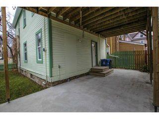 Photo 9: 536 Langside Street in WINNIPEG: West End / Wolseley Residential for sale (West Winnipeg)  : MLS®# 1222806