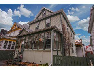 Photo 1: 536 Langside Street in WINNIPEG: West End / Wolseley Residential for sale (West Winnipeg)  : MLS®# 1222806