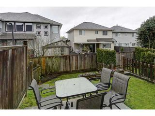 "Photo 9: 17 1055 RIVERWOOD Gate in Port Coquitlam: Riverwood Townhouse for sale in ""MOUNTAIN VIEW ESTATES"" : MLS®# V1001823"