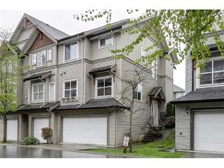 "Photo 10: 17 1055 RIVERWOOD Gate in Port Coquitlam: Riverwood Townhouse for sale in ""MOUNTAIN VIEW ESTATES"" : MLS®# V1001823"