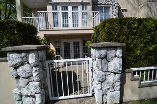 """Photo 13: 107 611 W 13TH Avenue in Vancouver: Fairview VW Condo for sale in """"Tiffany Court"""" (Vancouver West)  : MLS®# V1005478"""