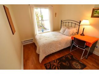 """Photo 9: 107 611 W 13TH Avenue in Vancouver: Fairview VW Condo for sale in """"Tiffany Court"""" (Vancouver West)  : MLS®# V1005478"""