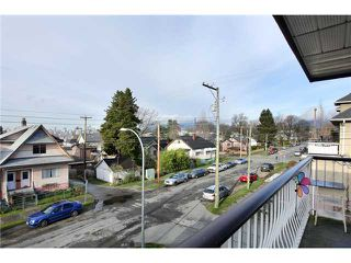 Main Photo: # 302 1611 E 3RD AV in Vancouver: Grandview VE Condo for sale (Vancouver East)  : MLS®# V1055361