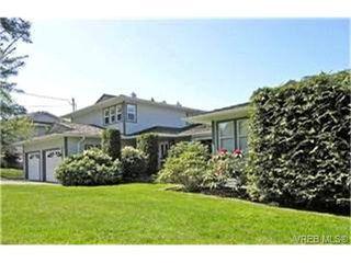 Photo 1:  in VICTORIA: SE Cordova Bay House for sale (Saanich East)  : MLS®# 395679