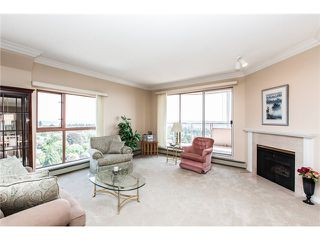 Photo 6: # 1901 612 FIFTH AVE. in New Westminster: Uptown NW Condo for sale : MLS®# V1081231