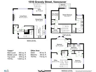 Photo 20: 1516 GRAVELEY ST in Vancouver: Grandview VE Condo for sale (Vancouver East)  : MLS®# V1106722