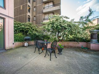 Photo 17: Vancouver West in West End VW: Condo for sale : MLS®# R2080754