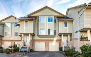 Photo 1: 3 1318 BRUNETTE Avenue in Coquitlam: Maillardville Townhouse for sale : MLS®# R2399874