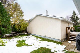 Photo 20: 27 Whicker Street in Winnipeg: River Park South Residential for sale (2F)  : MLS®# 1928982