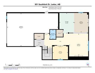 Photo 44: 851 SOUTHFORK Green: Leduc House for sale : MLS®# E4182844