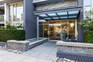 Photo 22: 1508 958 RIDGEWAY Avenue in Coquitlam: Central Coquitlam Condo for sale : MLS®# R2455189