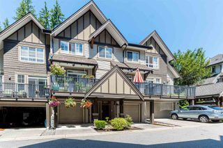 "Photo 1: 18 2200 PANORAMA Drive in Port Moody: Heritage Woods PM Townhouse for sale in ""QUEST"" : MLS®# R2480650"