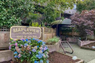 "Photo 27: 312 1990 W 6TH Avenue in Vancouver: Kitsilano Condo for sale in ""Maple View Place"" (Vancouver West)  : MLS®# R2498539"