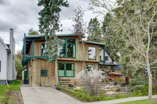Main Photo: 505 Sunderland Avenue in Calgary: Scarboro Detached for sale : MLS®# A1060015