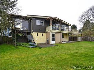 Photo 8: 2426 Evelyn Place in VICTORIA: SE Arbutus Single Family Detached for sale (Saanich East)  : MLS®# 307278