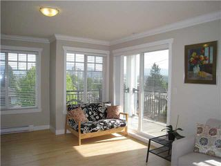Photo 2: 601 4025 NORFOLK Street in Burnaby: Central BN Townhouse for sale (Burnaby North)  : MLS®# V948618