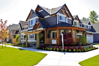 "Photo 1: 17350 3A Avenue in Surrey: Pacific Douglas House for sale in ""Douglas Crossing"" (South Surrey White Rock)  : MLS®# F1212269"