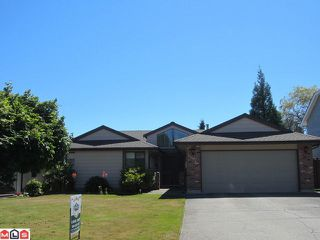Photo 1: 2072 156A Street in Surrey: King George Corridor House for sale (South Surrey White Rock)  : MLS®# F1219592