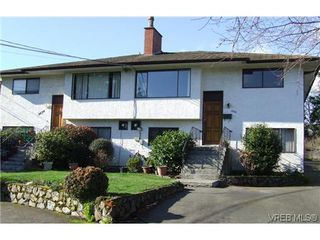 Photo 2: 3836 Epsom Dr in VICTORIA: SE Cedar Hill Full Duplex for sale (Saanich East)  : MLS®# 631569