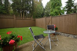 Photo 7: 23 22411 124th Street in Maple Ridge: Townhouse for sale : MLS®# V976782