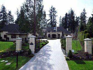 """Photo 1: 13322 25TH Avenue in Surrey: Elgin Chantrell House for sale in """"CHANTRELL"""" (South Surrey White Rock)  : MLS®# F1308382"""