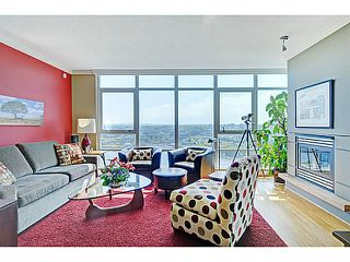 Photo 3: # 2905 1483 HOMER ST in Vancouver: Yaletown Condo for sale (Vancouver West)  : MLS®# V1008662