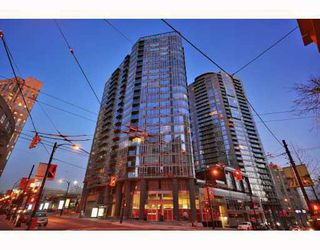 Main Photo: 1010 788 HAMILTON STREET in Vancouver: Downtown VW Condo for sale (Vancouver West)  : MLS®# R2075711